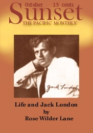 Rose's fictionalized biography of Jack London, 1917-1918