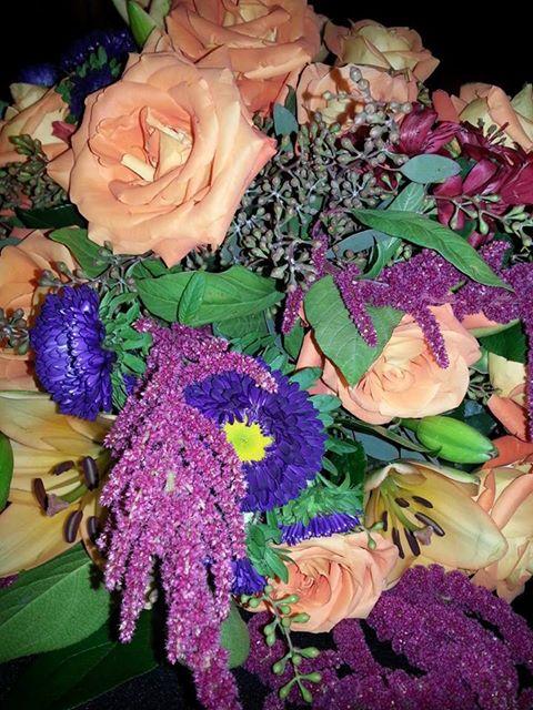 Flowers for Karol