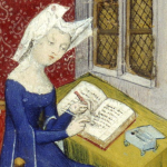 medieval-woman-writing-detail-150x150